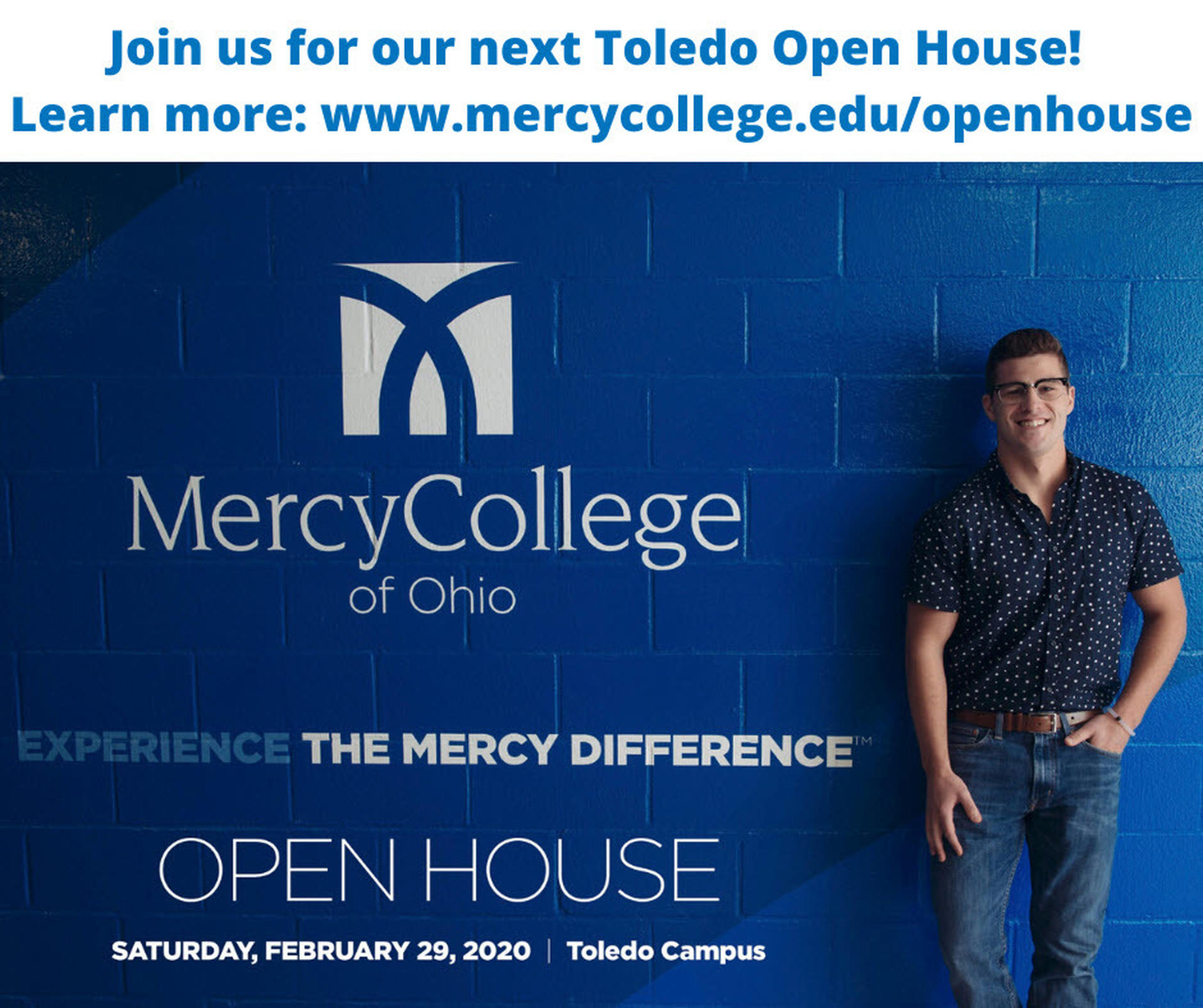 Toledo Open House Feb 2020 Facebook