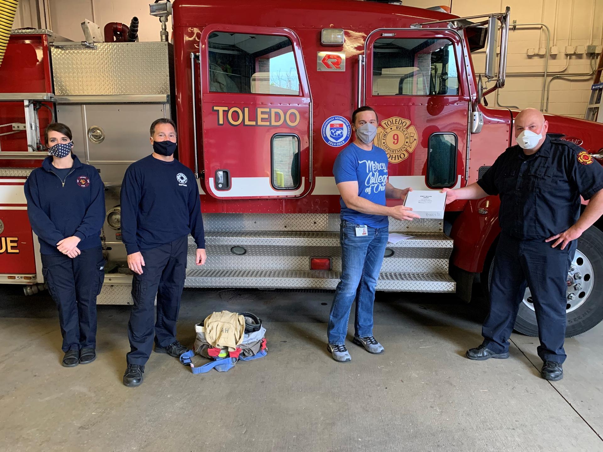 Toledo Fire Station 9