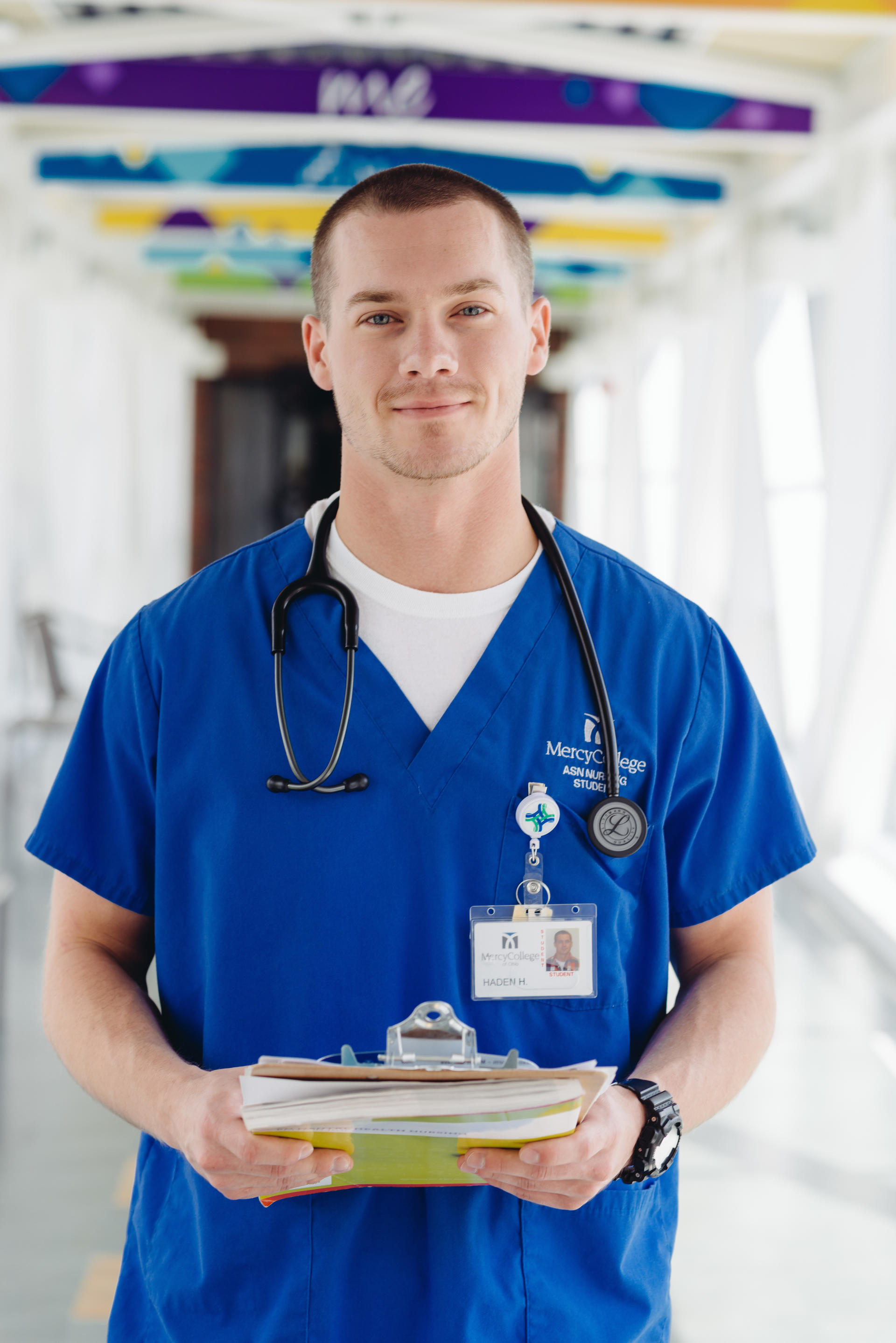 Asn Nursing Student