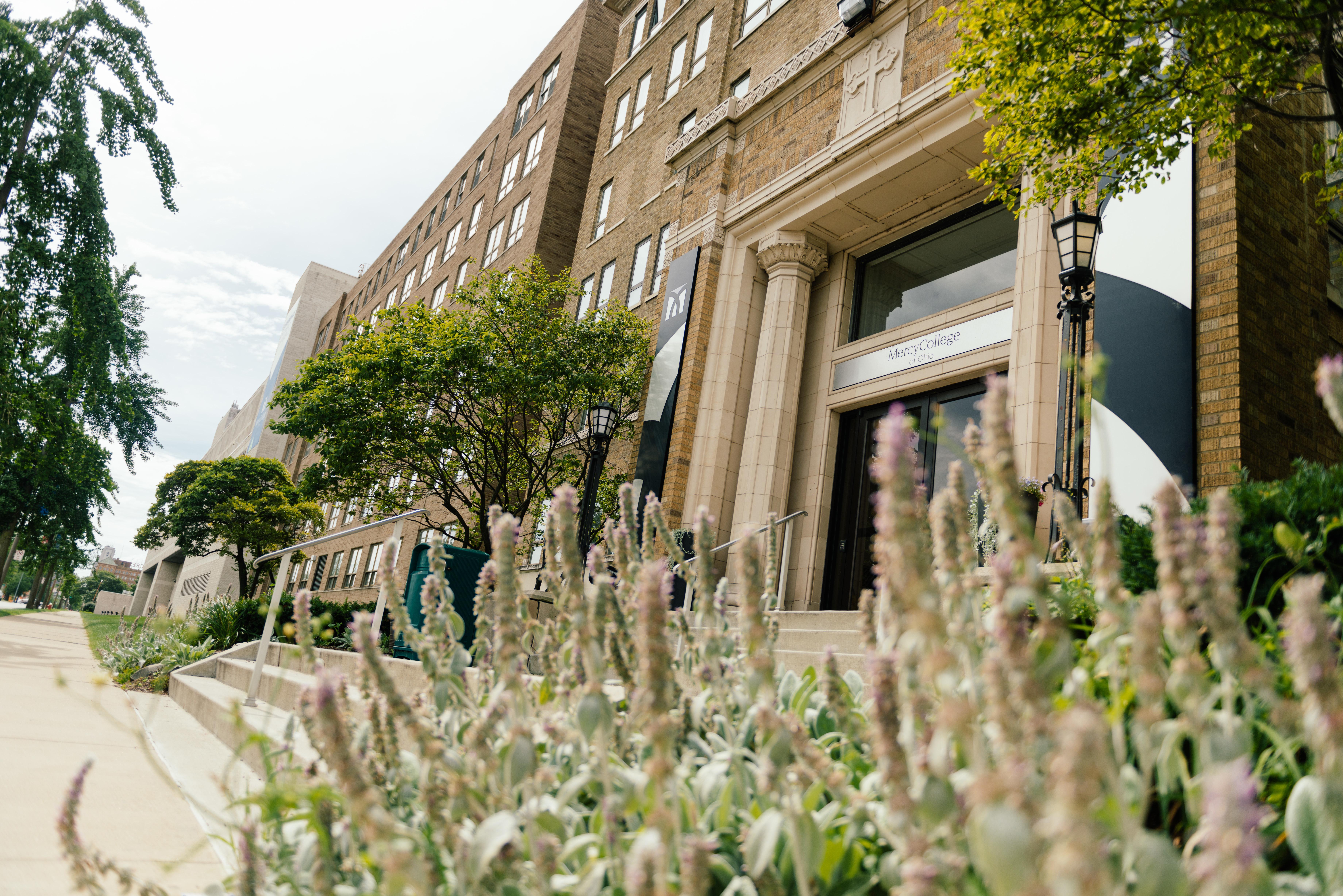 Toledo Campus Entrance